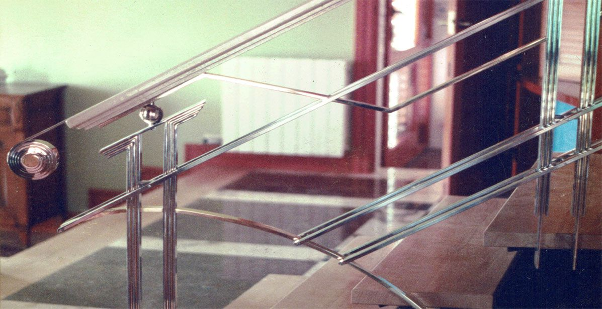 Dise o e interiorismo con metal talleres hermanos morrondo - Interiorismo valladolid ...